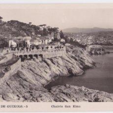 Postales: P- 5902. POSTAL SANT FELIU DE GUIXOLS. CHALETS SAN ELMO. R.GASSO Nº5.. Lote 57612583