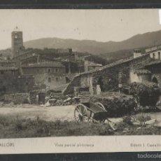 Postales: CANTALLOPS -10 -VISTA PARCIAL PINTORESCA - EDICIO J. CASTELLO- FOTOGRAFICA - VER REVERSO - (43.857). Lote 57629682