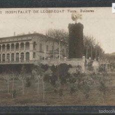 Postales: HOSPITALET DE LLOBREGAT -JB 2 - TORRE BUIXERAS - FOTOGRAFICA - VER REVERSO - (43.873). Lote 57648523