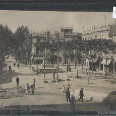 Postales: MATARO - PLAZA DE LA LIBERTAD -FOTOGRAFICA - VER REVERSO - (43.890). Lote 57649000