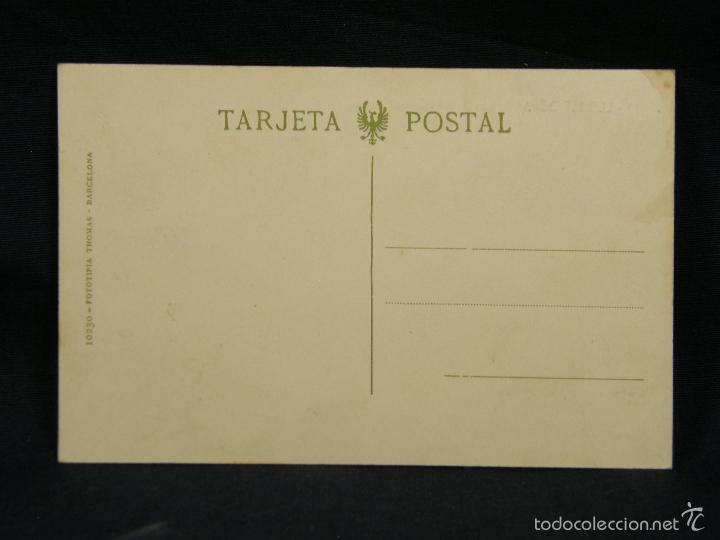 Postales: postal 10 lloret de mar can batlló i santa cristina thomas barcelona no circulada no escrita - Foto 2 - 57661713