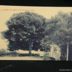 Postales: POSTAL 12 LLORET DE MAR EL PI DE SANTA CRISTINA THOMAS BARCELONA NO CIRCULADA NO ESCRITA . Lote 57661738