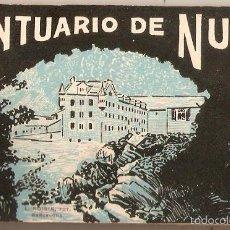 Postkarten - Santuari de Nuria. Bloc con 10 postales. L.Roisin. Vell i Bell - 57714073