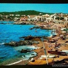 Postales: CALELLA DE PALAFRUGELL (GIRONA) Nº 1225 PLAYA (AÑOS 60) -ED. V.C.- COSTA BRAVA. Lote 57734536