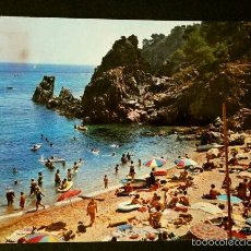 Postales: CALELLA DE PALAFRUGELL (GIRONA) Nº 1234 EL GOLFET (AÑOS 60) -ED. FABREGAT- COSTA BRAVA. Lote 57734787
