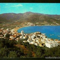Cartoline: PORT DE LA SELVA (GIRONA) Nº 9 VISTA GENERAL (AÑOS 60) -ED. ESCUDO ORO- COSTA BRAVA. Lote 57735776