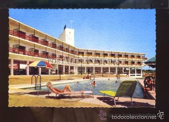 ALCANAR - GRAN HOTEL CARLOS III 1962 - VALMAN Nº701 (Postales - España - Cataluña Moderna (desde 1940))