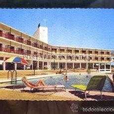Postales: ALCANAR - GRAN HOTEL CARLOS III 1962 - VALMAN Nº701. Lote 57799324