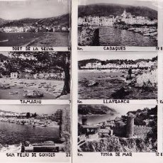 Postales - postal doble Girona (ver foto adicional) - 57907195