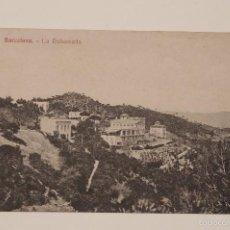 Postales: BARCELONA. LA RABASSADA. POSTAL SIN DIVIDIR AL DORSO. Lote 58056895