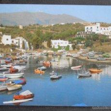 Cartes Postales: (43780)POSTAL ESCRITA,COSTA BRAVA,CADAQUES,GIRONA,CATALUÑA. Lote 58085037