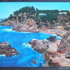 "Cartes Postales: (43796)POSTAL SIN CIRCULAR,""CALA D'EN TRONS"" (COSTA BRAVA),LLORET DE MAR,GIRONA,CATALUÑA. Lote 58085120"