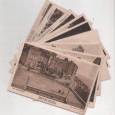 Postales: LOTE 9 POSTALES DE MONTSERRAT. Lote 58115625