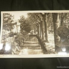 Postales: POSTAL GERONA. PASEO DE LA DEHESA. LABORATORIO S. MARTI. Lote 58189201