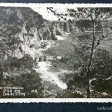 Postales: SANT FELIU DE GUIXOLS, CALA DE SANT ELM. ANTIGUA POSTAL SIN CIRCULAR. Lote 58190322