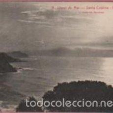 Postales: POSTAL DE LLORET DE MAR - GIRONA - SANTA CRISTINA COSTA BRAVA Nº 11 DE ROISIN. Lote 58202339