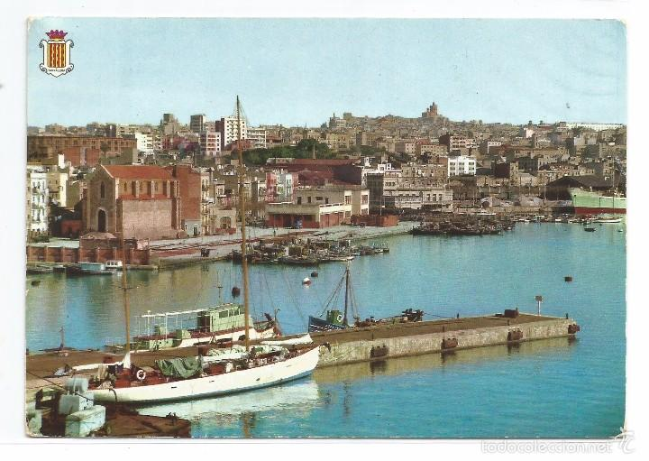 TARRAGONA .- VISTA PARCIAL .- FOTO COLOR RAYMOND Nº 85 (Postales - España - Cataluña Moderna (desde 1940))