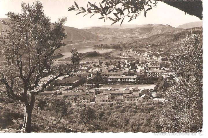 POSTAL DE POBLA DE SEGUR LERIDA 24/059 (Postales - España - Cataluña Antigua (hasta 1939))