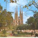 Postales: POSTAL DE BARCELONA SAGRADA FAMILIA 25/056. Lote 58283515