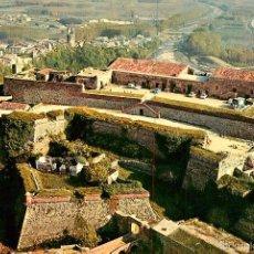 Postales: HOSTALRIC - VISTA AEREA CASTILLO FORTALEZA 1972 - RAKER. Lote 58295367