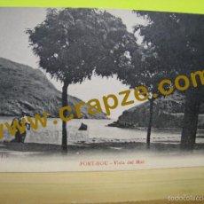 Postales: PORT BOU: VISTA DEL MAR - JN - POSTAL ORIGINAL. Lote 58377632