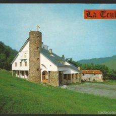 Postales: POSTAL SANT JOAN DE LES ABADESSES (GIRONA) - RESTAURANT LA TEULERIA. Lote 58411061