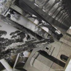 Postales: 21 FOTOGRAFÍAS POSTALES DE CATALUÑA ARCHIVO CUYÁS. Lote 58452565