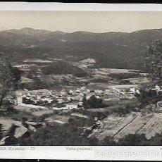 Postales: POSTAL * LA JUNQUERA , VISTA GENERAL * 1954. Lote 58514652