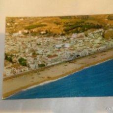 Postales: POSTAL CANET DE MAR PLAYA CIRCULADA. Lote 58739131