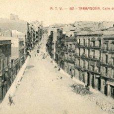 Postales: TARRAGONA - CALLE DE LA UNION - ATV Nº401. Lote 58837056