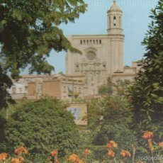 Postales: VESIV POSTAL GERONA Nº2561 CATEDRAL DESDE LA DEHESA. Lote 58929180