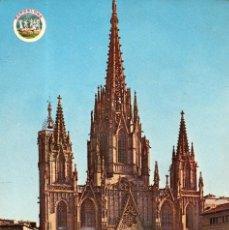 Postales: VESIV POSTAL BARCELONA Nº3068 LA CATEDRAL. Lote 58963720