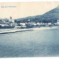 Postales: GIRONA BLANES DES DE LA PALOMERA FOTOTIPIA THOMAS. SIN CIRCULAR. Lote 59083210