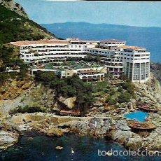 Postales: POSTAL * AIGUAFREDA , HOTEL CAP SA SAL * 1970. Lote 59609963