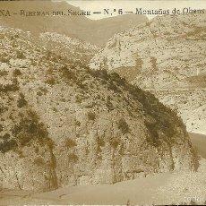 Postales: (PS-49152)POSTAL FOTOGRAFICA DE OLIANA-RIBERAS DEL SEGRE-MONTAÑAS DE OBENS. Lote 59657543