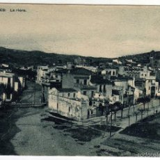 Postales: PRFECIOSA POSTAL - BLANES (GIRONA) - LA RIERA . Lote 60007327