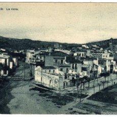 Postales: PRECIOSA POSTAL - BLANES (GIRONA) - LA RIERA . Lote 60007367