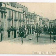 Postales: BARCELONA TARRASA PLAZA ARRABAL. ED. THOMAS - LB. CIRCULADA. Lote 60800795