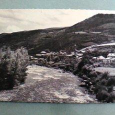 Postales: RIALP VISTA GENERAL PALLARS LÉRIDA FOTOGRAFÍA POSTAL AÑOS 60 ED OFICINA TURISMO POBLA DE SEGUR. Lote 61177879