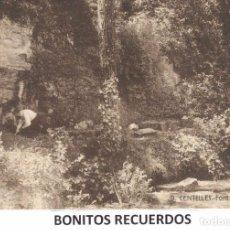 Postales: ANTIGUA POSTAL - CENTELLES FONT D'EN SERDA - CIRCULADA - POSTALES DE FERGUI - ED. JOSE RELATS. Lote 61723472