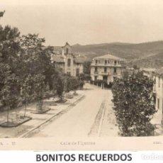 Postales: ANTIGUA POSTAL FOTOGRAFICA - LA CARRIGA - CALLE DE FIGUERAS - NUM. 11 - EDIT. IGLESIAS. Lote 61731712