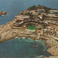 Cartoline: SANT FELIU DE GUÍXOLS (GIRONA), PORT SALVI, VISTA AÈRIA - ESCUDO DE ORO Nº 3030 - CIRCULADA 1967. Lote 61739156