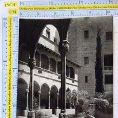 Postales: POSTAL DE BARCELONA, MONTSERRAT. AÑOS 30 50. VISTA PARCIAL DEL SANTUARIO. 208 ARCHIVO. 391. Lote 61861016