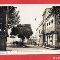 Postales: SANT ANTONI DE VILAMAJOR. 3 OLAÇA MONTSENY. C. MAURI. Lote 62108520