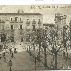 Postales: (PS-49640)POSTAL FOTOGRAFICA DE VALLS-PLASSA DE PRIM. Lote 62275992