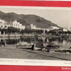 Postales: PUERTO DE LA SELVA. 22 MUELLE BAILEN. LLENSA. Lote 62413940