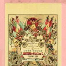 Postales: DIEZ POSTAL DE REUS VIU EL VI EDITADAS POR CAMBRA Y AYUNTAMIENTO CIRCULADAS EL AÑO 2009 . Lote 62535432