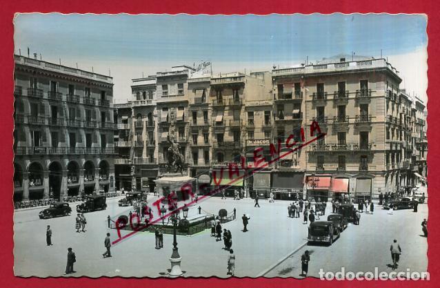 POSTAL REUS, TARRAGONA, PLAZA DE PRIM, P84168 (Postales - España - Cataluña Antigua (hasta 1939))