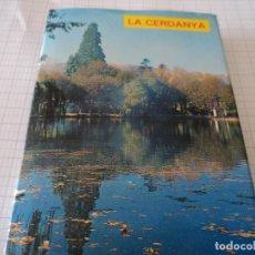 Postales: ACORDEON DE 20 POSTALES DE LA CERDANYA. Lote 63374204