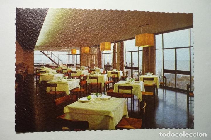 POSTAL ALCANAR-HOTEL CARLOS III (Postales - España - Cataluña Moderna (desde 1940))